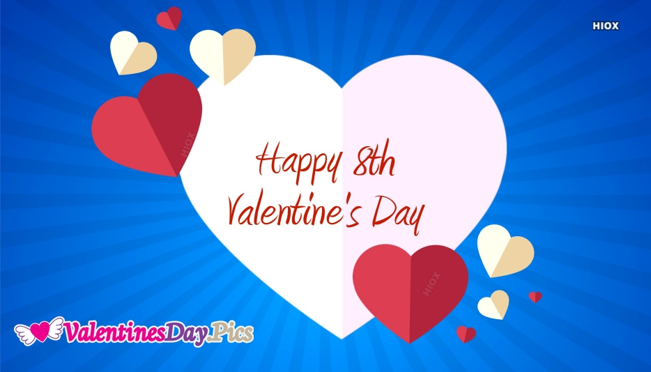 8th Valentines Day Quotes