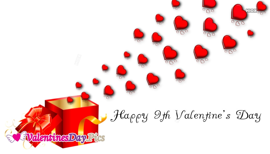 9th Valentines Day Quotes