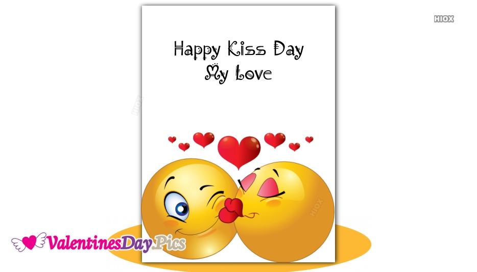 Happy Kiss Day Latest Images