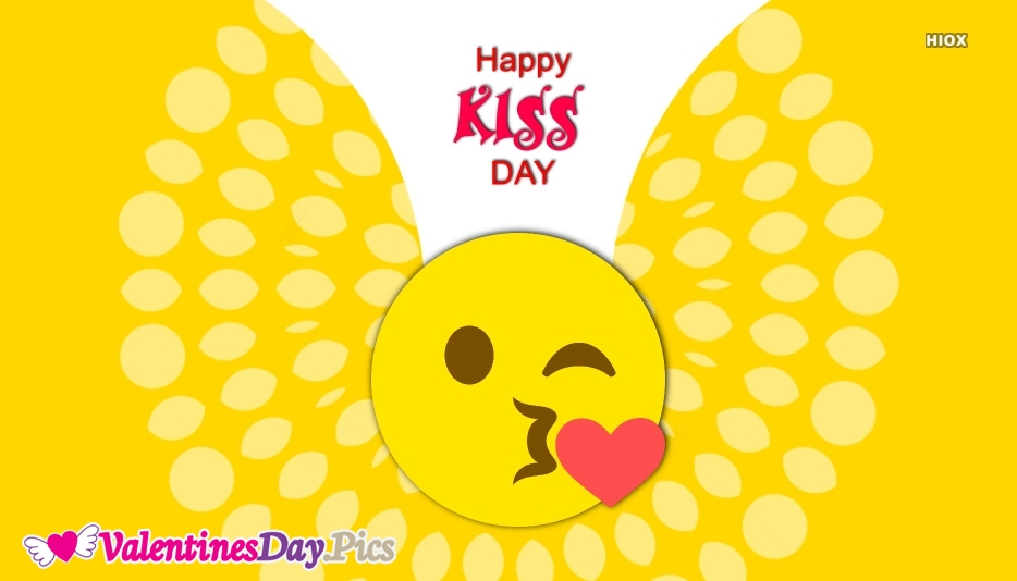 Happy Kiss Day To Husband