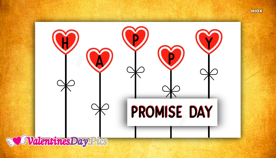 Happy Promise Day Beautiful Images