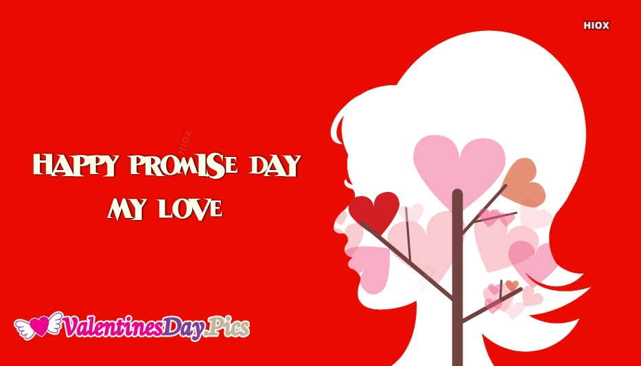 Happy Promise Day Love Images