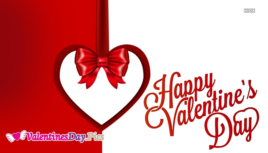 Happy Valentines Day For A Special Friend