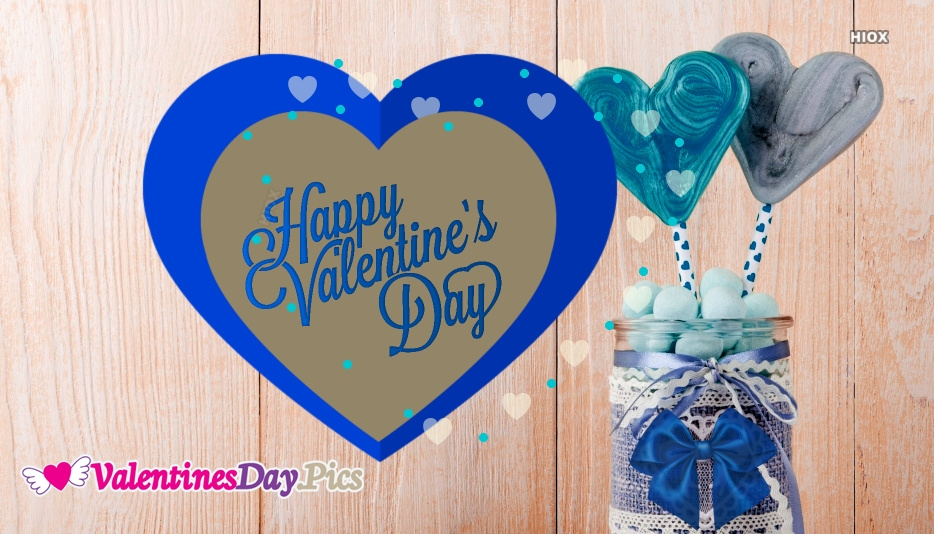 Happy Valentines Day My Beautiful Friend Images
