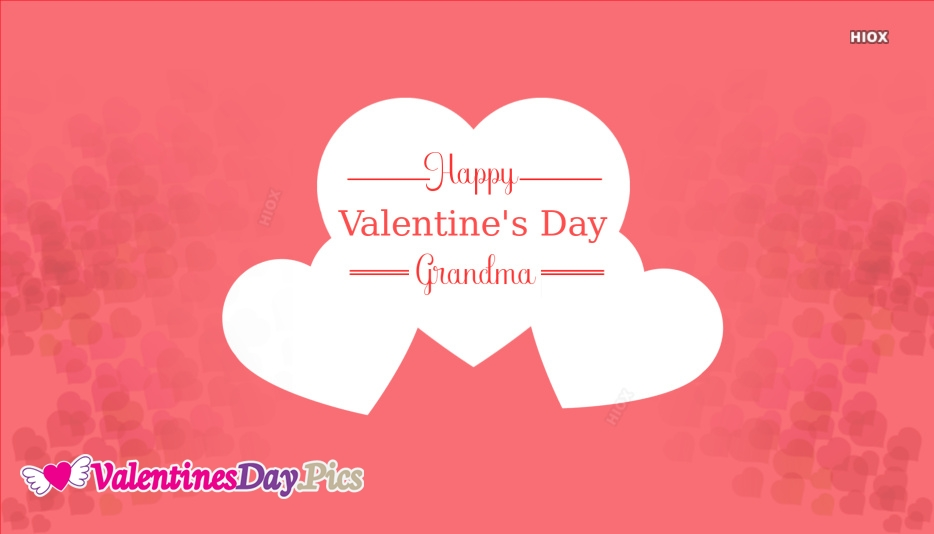 Valentines Day Quotes For Grandma: Happy Valentines Day Grandparents Images