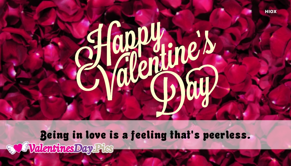 Happy Valentines Day My Dear Quotes