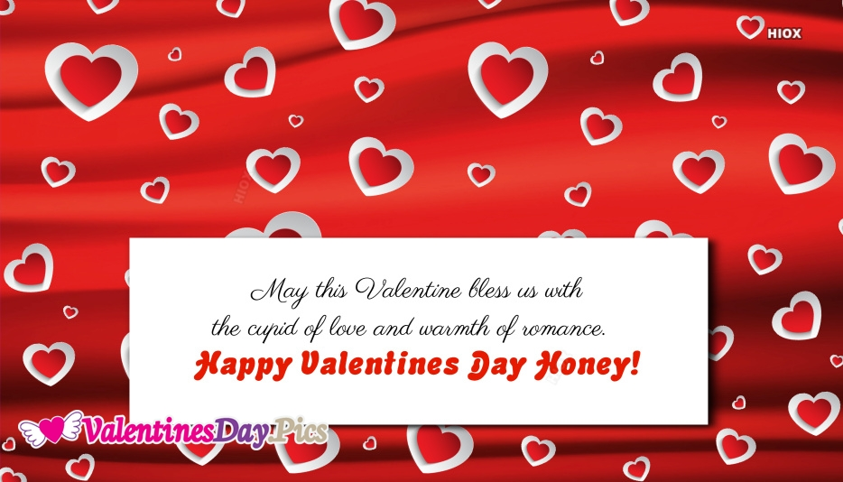 Happy Valentines Day Romantic Sms