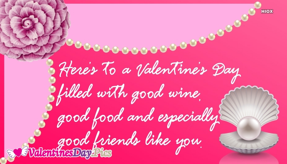 Happy Valentines Day Sweet Wishes For You