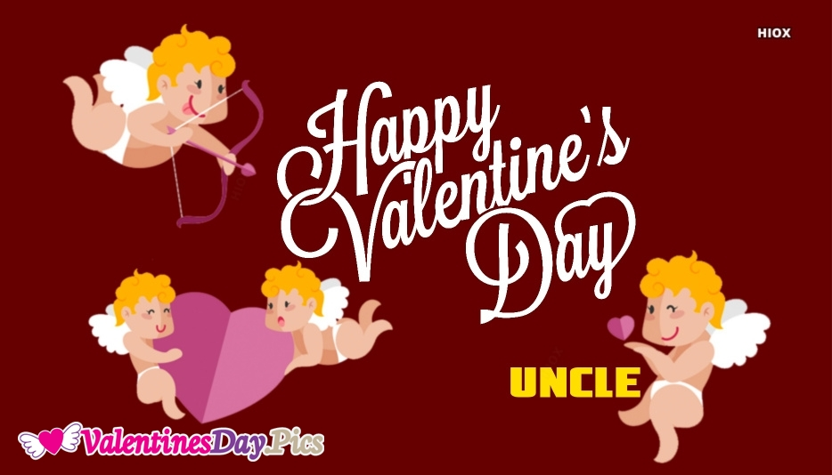 Happy Valentines Day Uncle