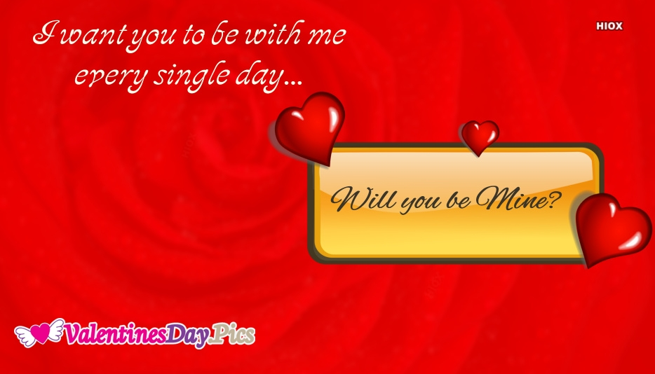 Valentine Day Images For Proposal