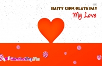 Happy Valentines Day My Love Hd Image