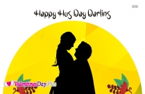 Happy Hug Day For Girlfriend