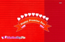 Happy Promise Day Love Image