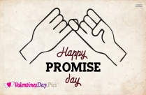 Happy Promise Day To All My Friends
