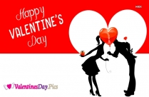 Happy Valentines Day Cartoon Images Pictures