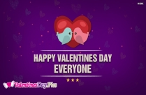 Happy Valentines Day Everyone Image