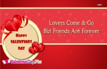 Happy Valentines Day For A Friend Quotes