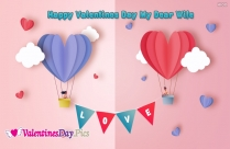 Happy Valentines Day My Husband Message