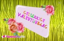 Happy Valentines Day In Dutch