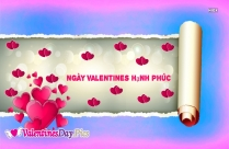 Happy Valentines Day In Vietnamese