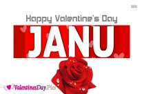 Happy Valentines Day Janu