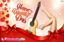 Happy Valentines Day Lovely Greetings