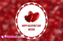 Happy Valentines Day Mother Image