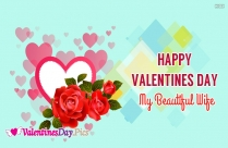 Happy Valentines Day Husband Image