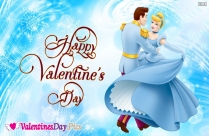 Valentines Day Wishes With Butterfly