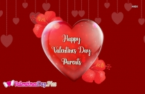 Happy Valentines Day Mom And Dad Images
