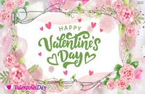 Happy Valentines Day Wishes My Sweet Love