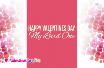 I Love You Happy Valentines Day Image