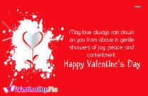 Happy Valentines Day Birds Greetings