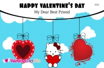 Happy Valentines Day To A Great Friend