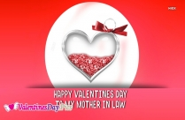 Happy Valentines Day To My Mother In Law