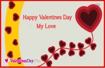 Happy Valentines Day To You My Love