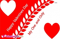 Happy Valentines Day Sweet Wishes