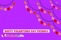 Happy Valentines Day Wishes For Friends