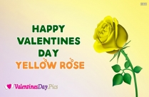 Happy Valentine Day Images With Rose