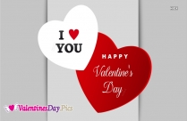 Happy Valentines Day Wish
