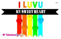 I Love You My Sweet Heart