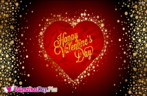 Valentines Day Hearty Wishes