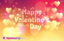 Valentines Day Lovely Wishes