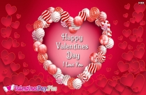 Valentines Day Love You
