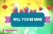 Will You Be Mine Forever Image