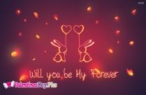 Will You Be My Better Half