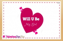 Will You Be My Girl Image