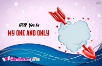 Happy Valentines Day Romantic Image