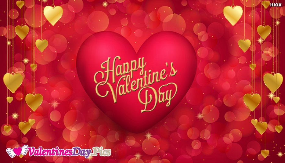 Happy Valentines Day Lovely Wishes