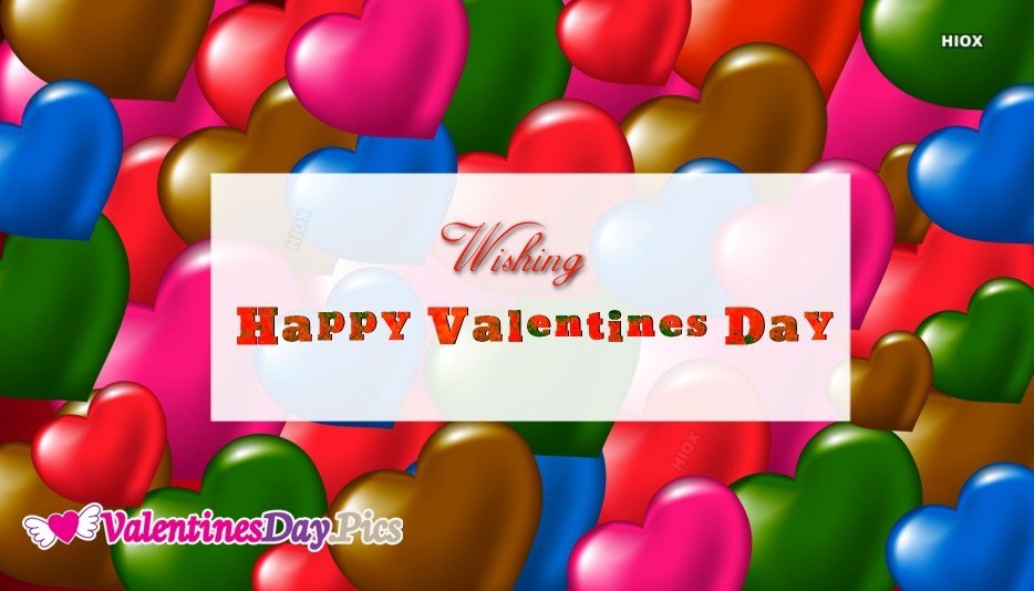 Happy Valentines Day Lovely Pics Images